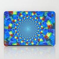 kaleidoscope iPad Cases featuring Kaleidoscope  by haroulita