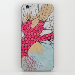 withered tree (ORIGINAL SOLD). iPhone Skin
