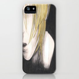 Are You Afraid Of The Dark? iPhone Case