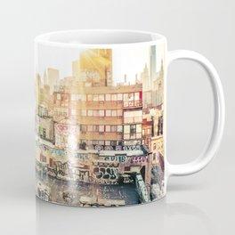 New York City Graffiti Coffee Mug