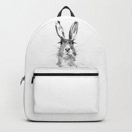 BLACK N WHITE HARE Backpack