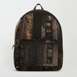 The Mixed Tape Project Backpack