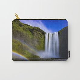 Waterfall, Isle of Skye Carry-All Pouch