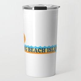 Long Beach Island - New Jersey. Travel Mug