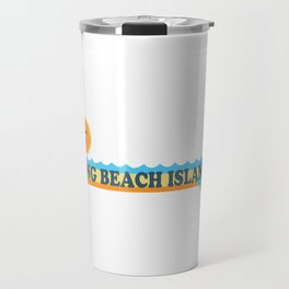Long Beach Island - New Jersey. Travel Mug