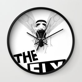 the fly remixed Wall Clock
