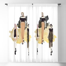Fashionary 5 Blackout Curtain