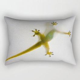 Gekko's Bottom Rectangular Pillow