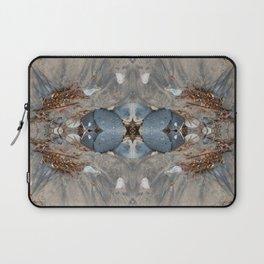 The Hidden Star Of David (Mandala-esque #42b) Laptop Sleeve
