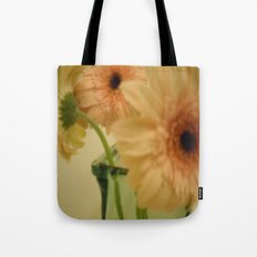 baby-pink daisy-petals ~ flowers Tote Bag