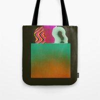 Bagged Groceries Tote Bag