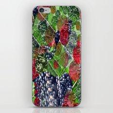 mixture of nature iPhone Skin