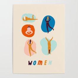 Hey, girls! Poster