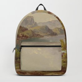 Jakob Canciani - View of Bled Backpack