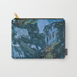 The Rolling Forest Carry-All Pouch