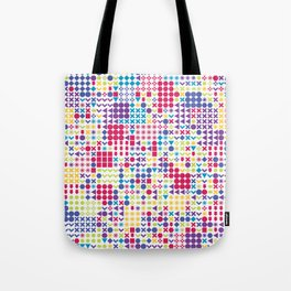 Fun Pattern Tote Bag