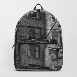 Building Lives, Sharing Spaces Backpack