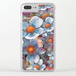 Flower carpet(53) Clear iPhone Case