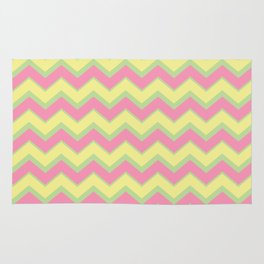 Sweet Shop Chevron Rug
