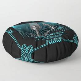 The Gamer X Tarot Card Floor Pillow