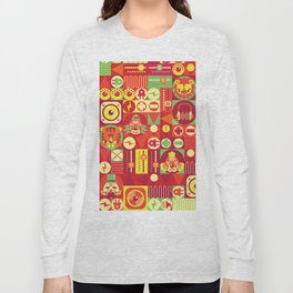 Electro Circus Long Sleeve T-shirt