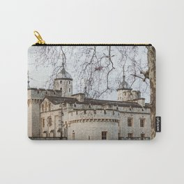 Tower of London in Winter Carry-All Pouch