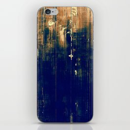 Vintage Dark iPhone Skin