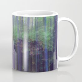 Forest Abstract #3 Coffee Mug