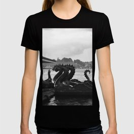 dragons, waiting T-shirt