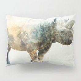 RHINO SPINE Pillow Sham
