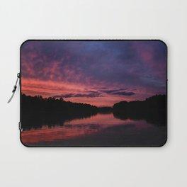 South Carolina Sunset Laptop Sleeve