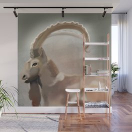 Long horn spirit  Wall Mural
