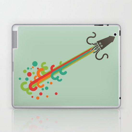 Kraken time Laptop & iPad Skin