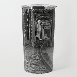 Railroad Trestle Travel Mug