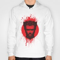 xmen Hoodies featuring Logan by Fimbis