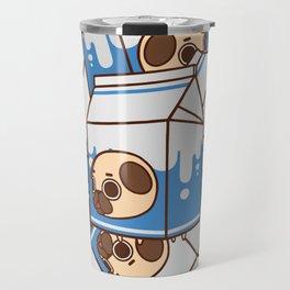 Puglie Milk Carton Travel Mug