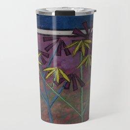 Kokum Flowers #17 Travel Mug