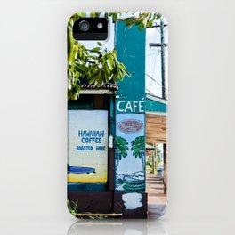 Ballade Hawaiienne sur Maui, Hawaii iPhone Case