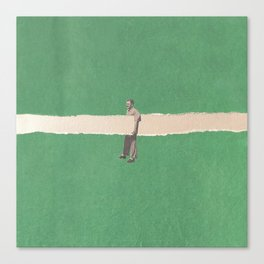 Unhold Canvas Print