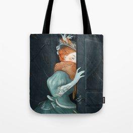 Irene Adler - Sherlock Holmes Tote Bag