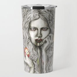 Bad Snow White Travel Mug