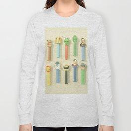 Candy Dispensers Long Sleeve T-shirt