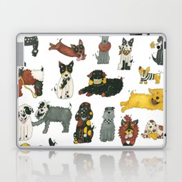 Resce Dogs Laptop & iPad Skin