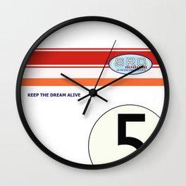 SRC Preparations 934 No.5 Carter Wall Clock