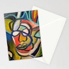 Man Of The Hour Stationery Cards