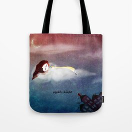 Day dreams Tote Bag