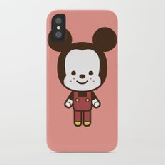 #49 Mouse iPhone X Slim Case
