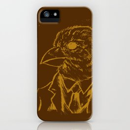 Finch iPhone Case
