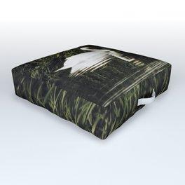 Radiating Outdoor Floor Cushion