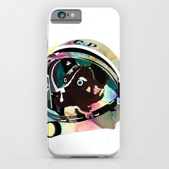 Laika iPhone & iPod Case